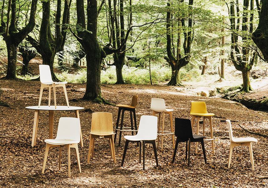 Lottus Wood Collection - Wooden tables and chairs
