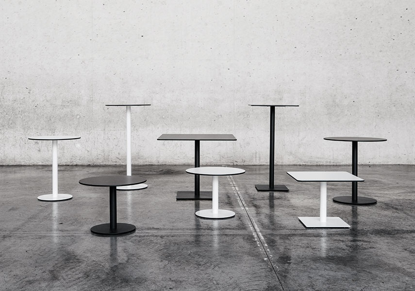 Punto Collections Tables for Minimalistic needs