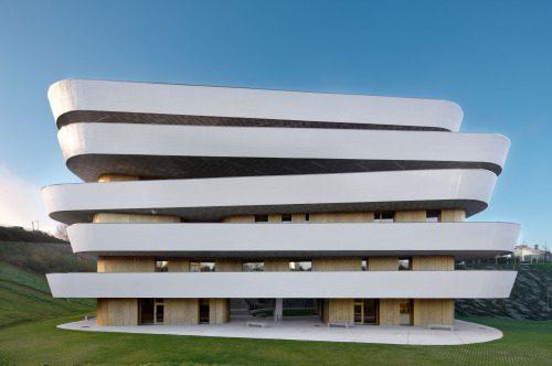 Basque  Culinary  Center_Donostia — Enea Design