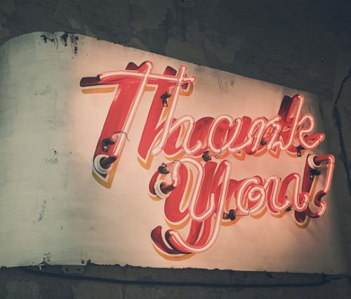 A big Thank you! — Enea Design