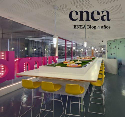 ENEA blog 4 años, una pequeña madure — Enea Design