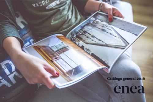 Nuevo catálogo general ENEA — Enea Design