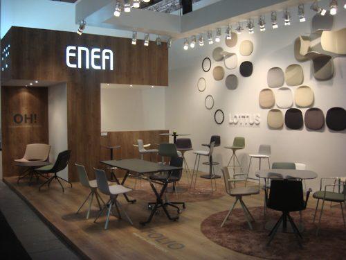 Enea  Design  at  Stockholm  Furniture  &  Light  Fair  2012 — Enea Design