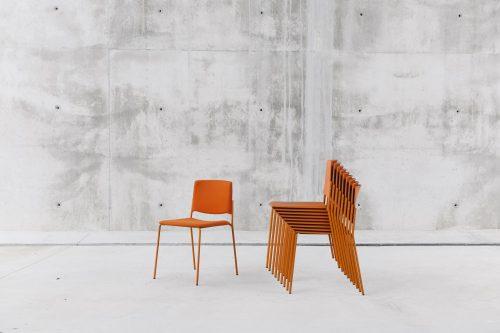 Ema 4L, la nueva silla del programa Ema — Enea Design