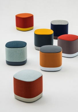 Puck  seat — Enea Design