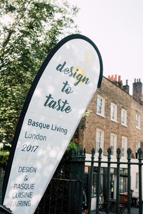 Basque Living Londres, design to taste — Enea Design