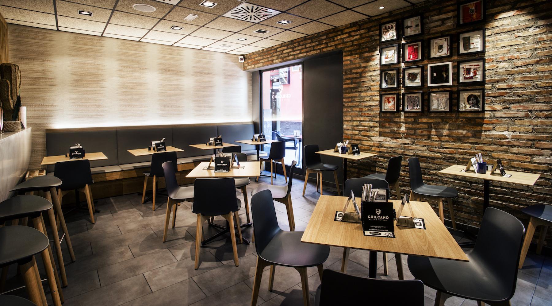 Chilcano Restaurante Enea Design Lottus Wood y Coma Wood