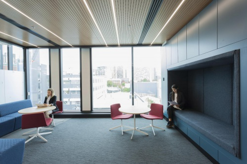 Maersk Line Offices in Auckland — Enea Design