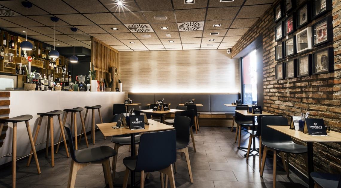 Chilcano Restaurant — Enea Design