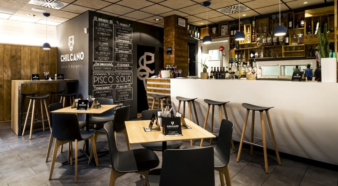 Restaurant Chilcano — Enea Design
