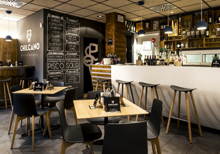 Chilcano restaurant — Enea Design