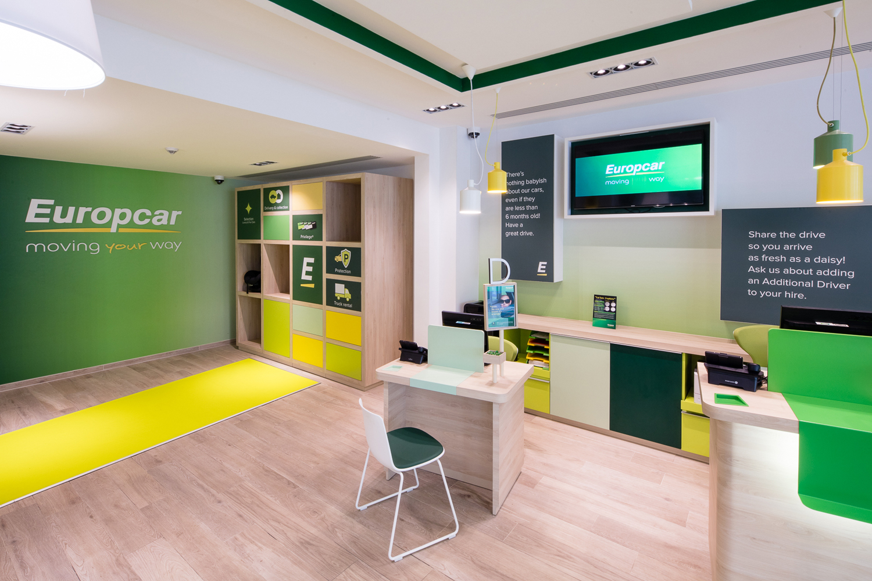 Europcar escoge lottus y oh para sus nuevas oficinas - Oficinas europcar madrid ...