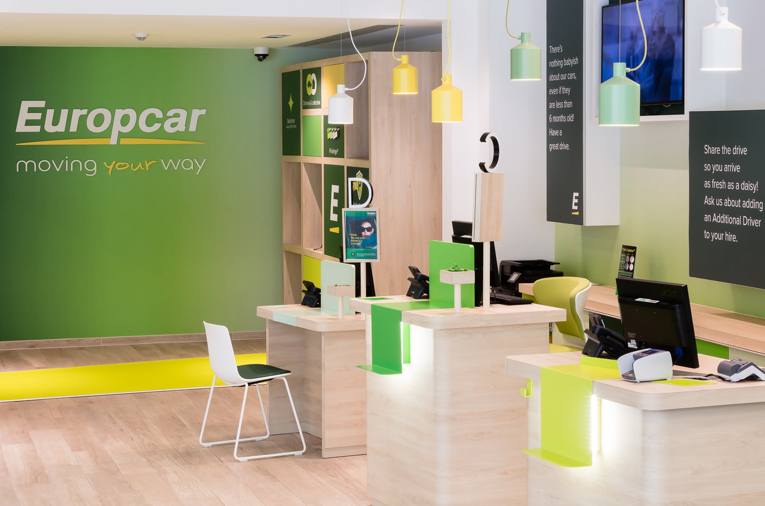 europcar chooses lottus and oh seats for their renovated