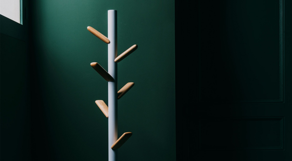 Caddy Coat Stand — Enea Design