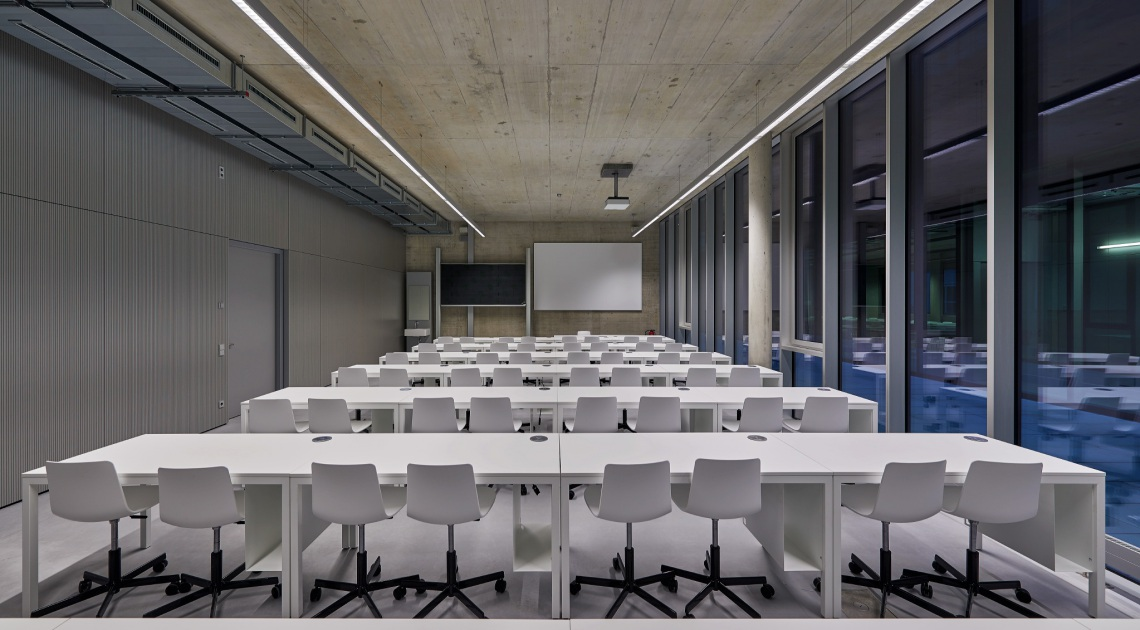 Faculty of Architecture, Hochschule für Technik Stuttgart — Enea Design