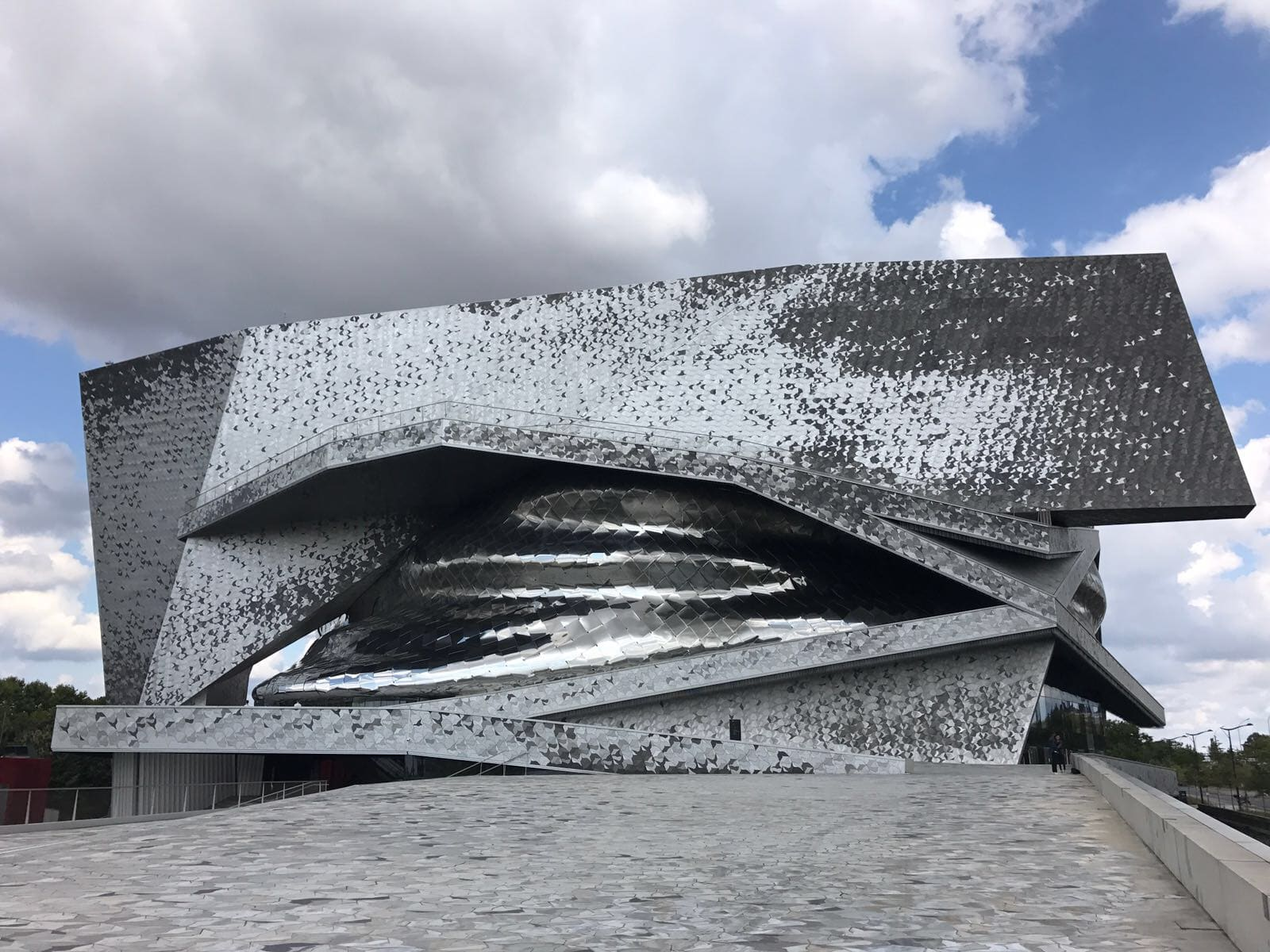 Philharmonie de Paris — Enea Design