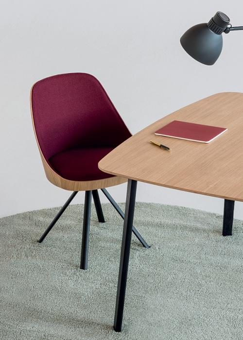 Kaiak, un asiento clásico de diseño fresco — Enea Design