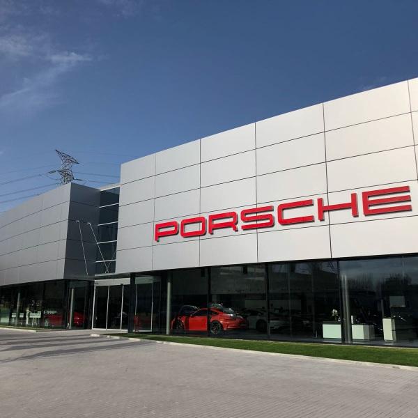 Last project: Porsche Ibérica — Enea