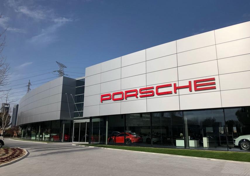 Porsche Iberica