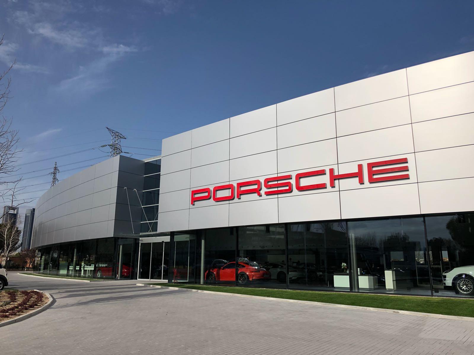 Porsche Ibérica — Enea Design