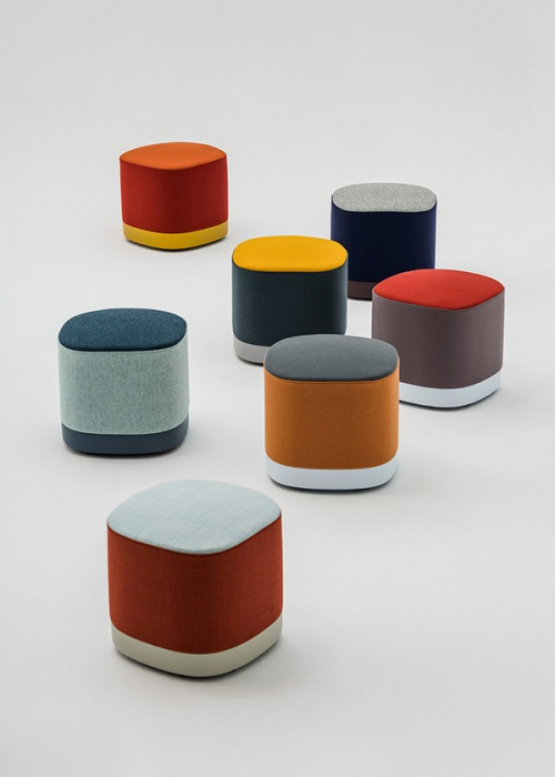 The new low version of the Puck stool — Enea Design