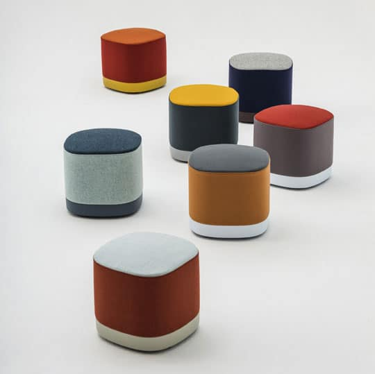 The Low Puck Enea S New Lower Version Of The Puck Stool