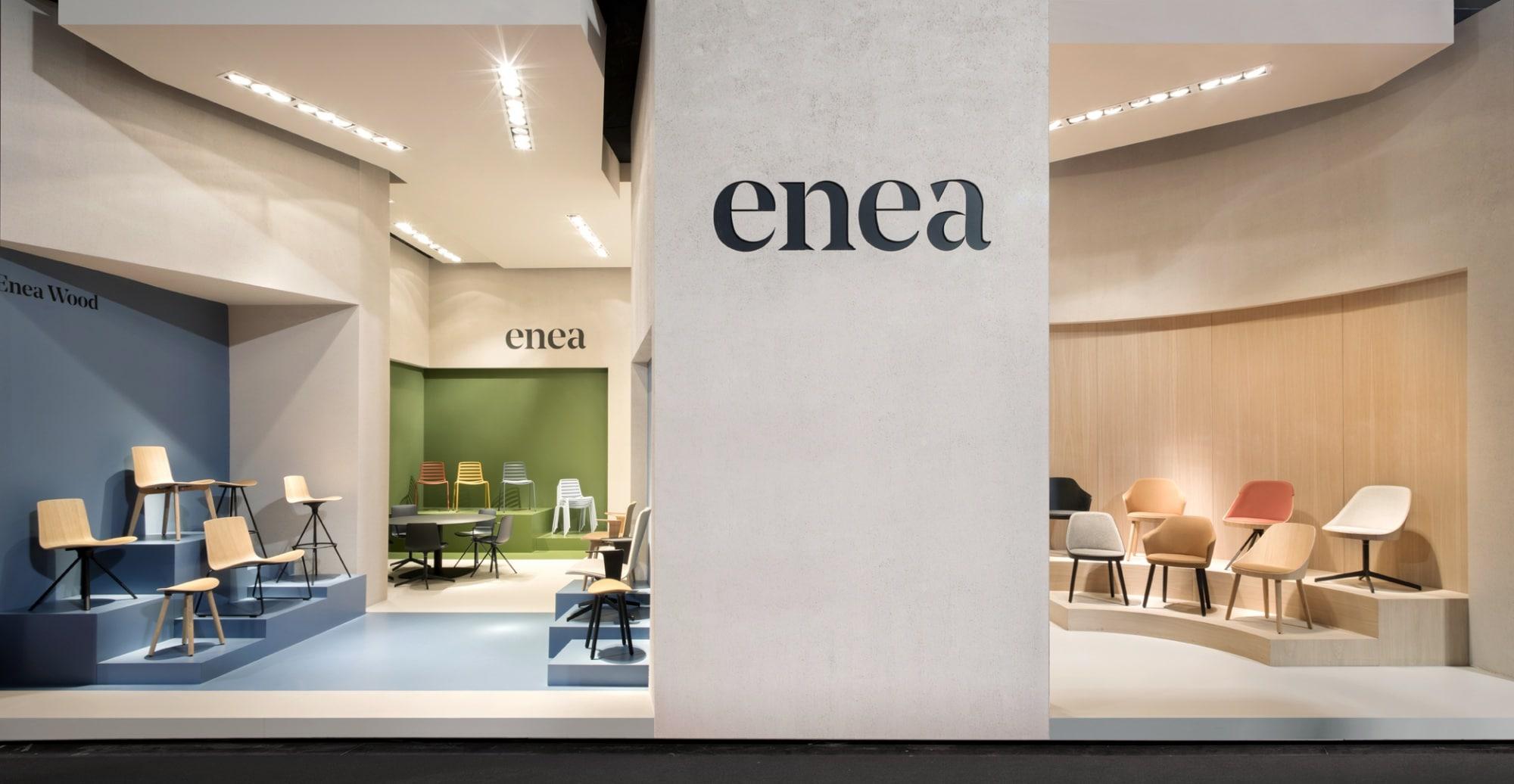 Enea Salone del Mobile 2018