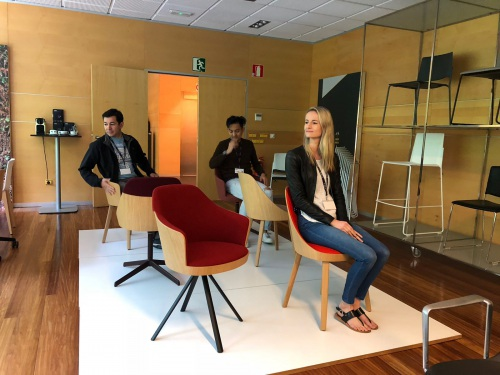 Australia visits Enea — Enea Design