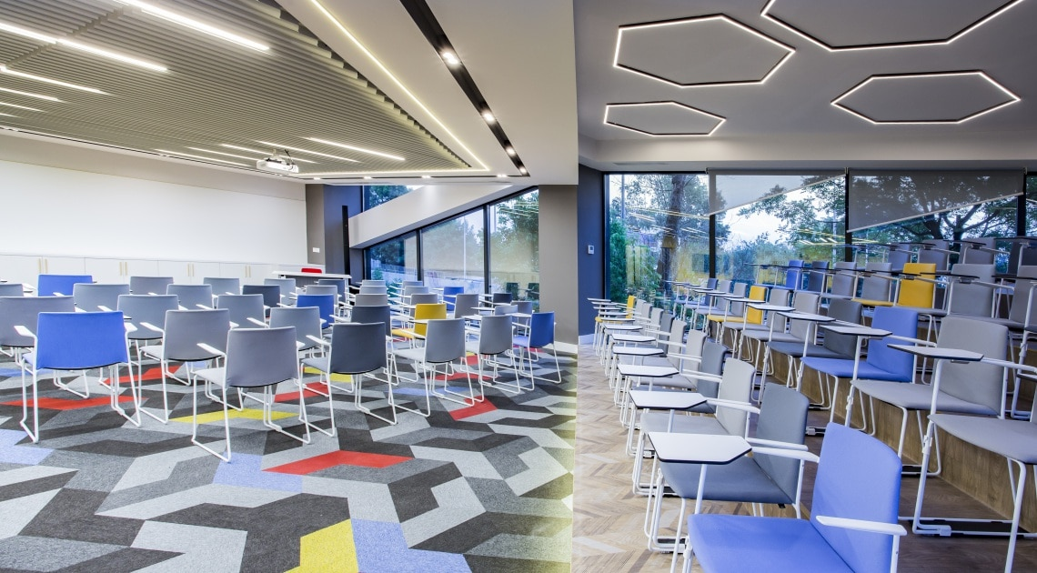 Banca Transilvania – Learning Center — Enea Design