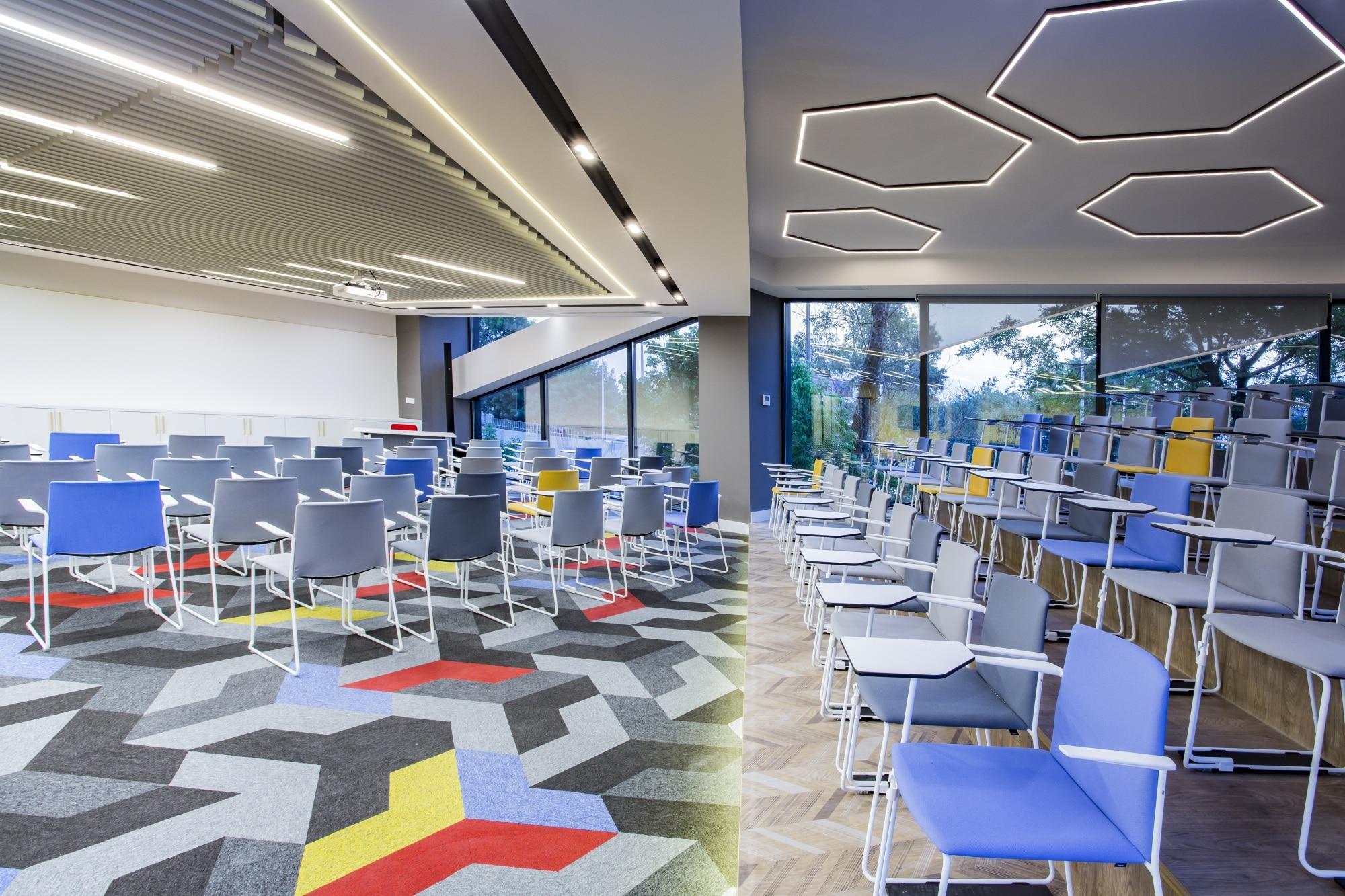Banca Transilvania – Learning Center — Enea Design