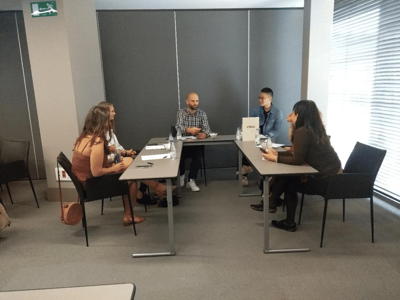 misión inversa con diseñadores de interiores de Londres