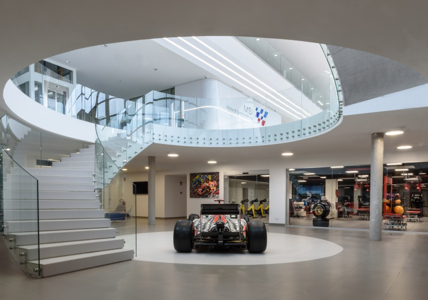 Motor & Sport Institute — Enea Design