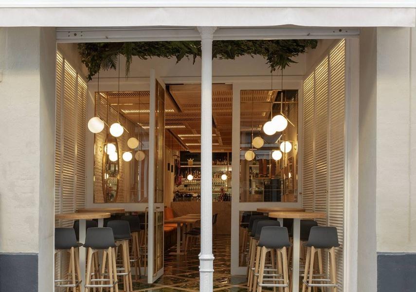 Restaurante Papirusa — Enea Design
