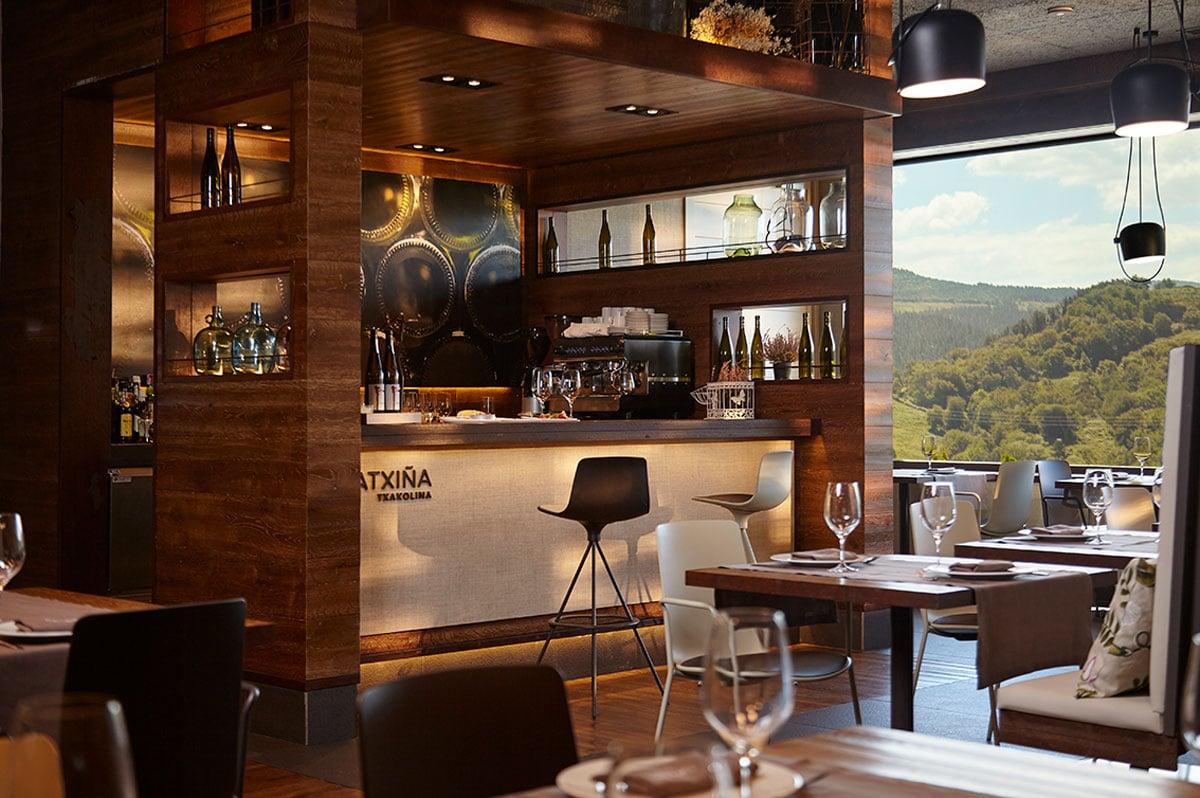 Restaurante Bodega Katxiña — Enea Design