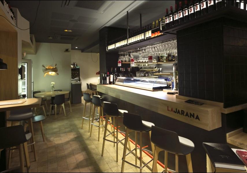 Restaurante La Jarana — Enea Design