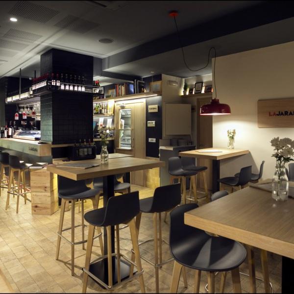 Last project: La Jarana restaurant — Enea