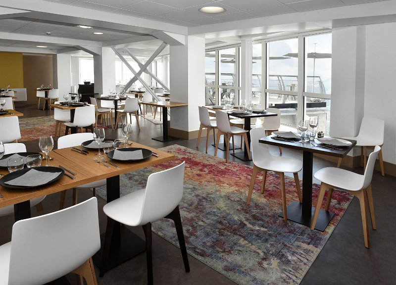 Restaurante de Pic du Midi — Enea Design