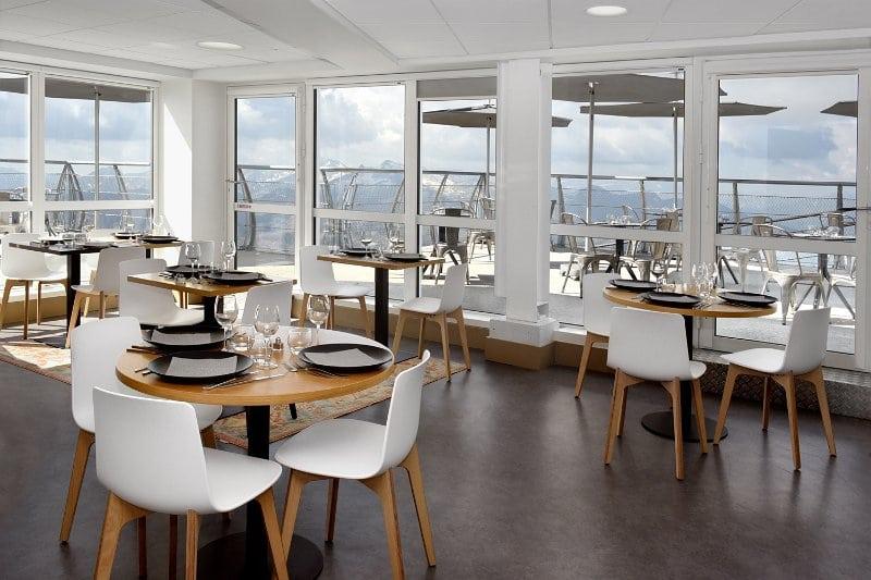 Restaurant du Pic du Midi — Enea Design