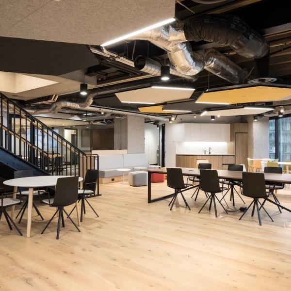 Últimos proyectos: QBE Auckland — Enea