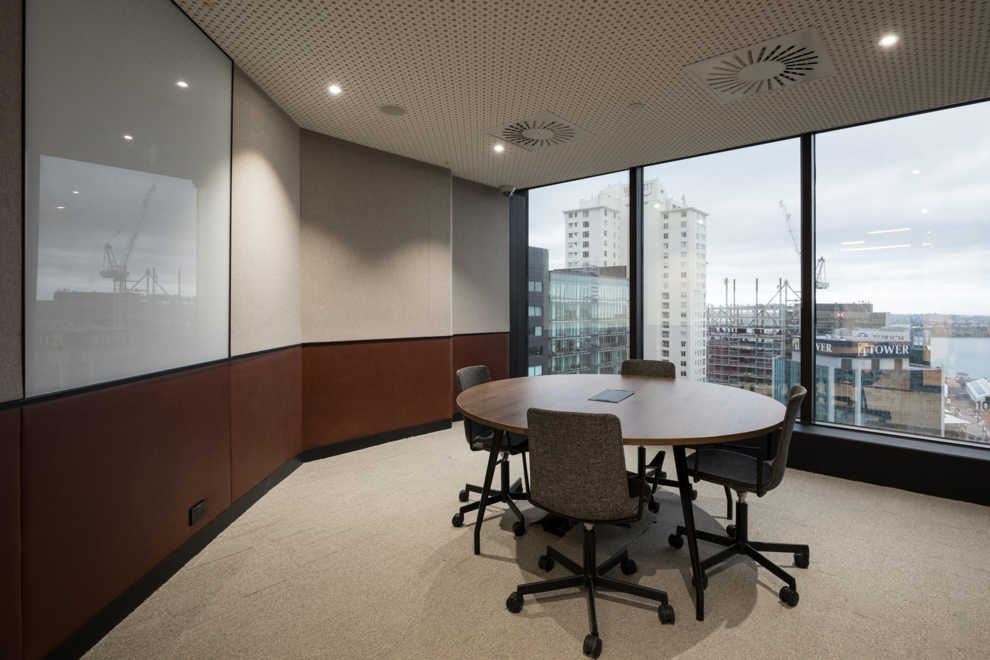QBE Auckland — Enea Design