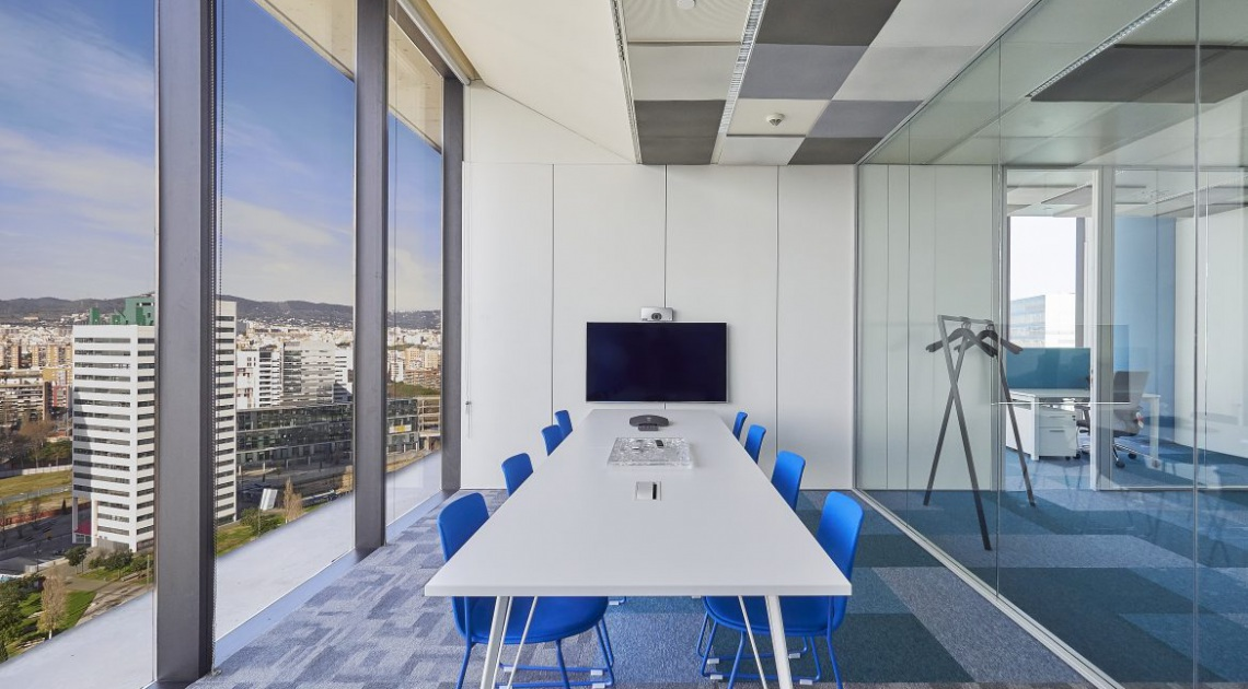 Office in Barcelona — Enea Design