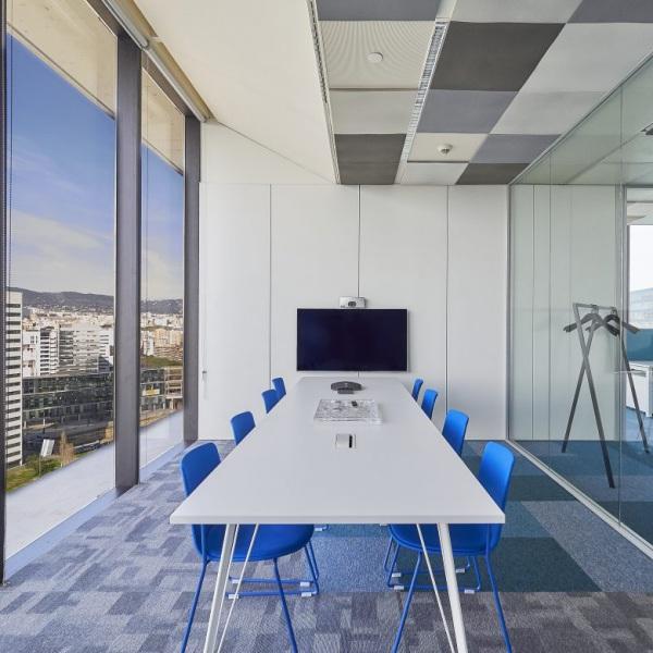 Last project: Office in Barcelona — Enea