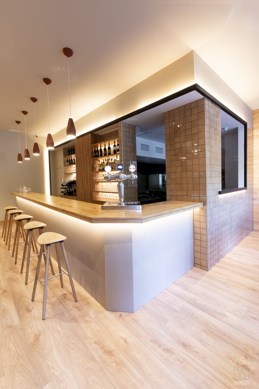 Restaurante Mott — Enea Design