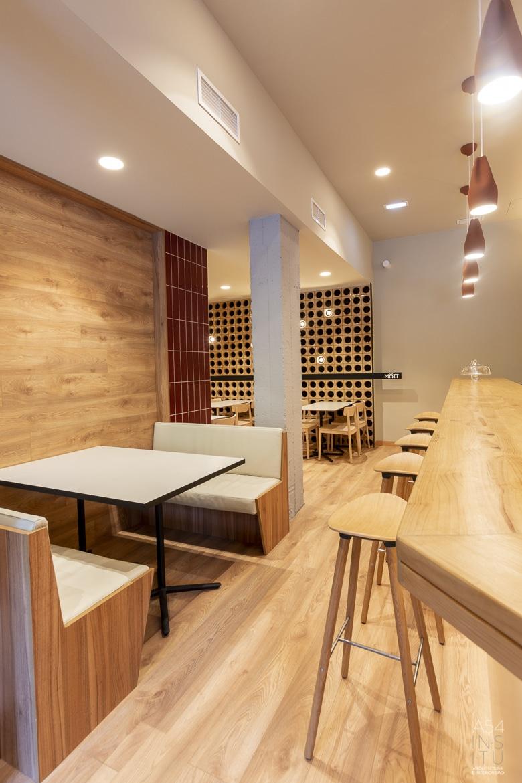 Mott  jatetxea — Enea Design