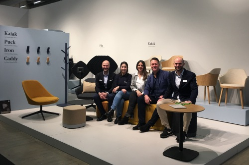 Enea's novelties, protagonist at Stockholm Furniture Fair — Enea Design