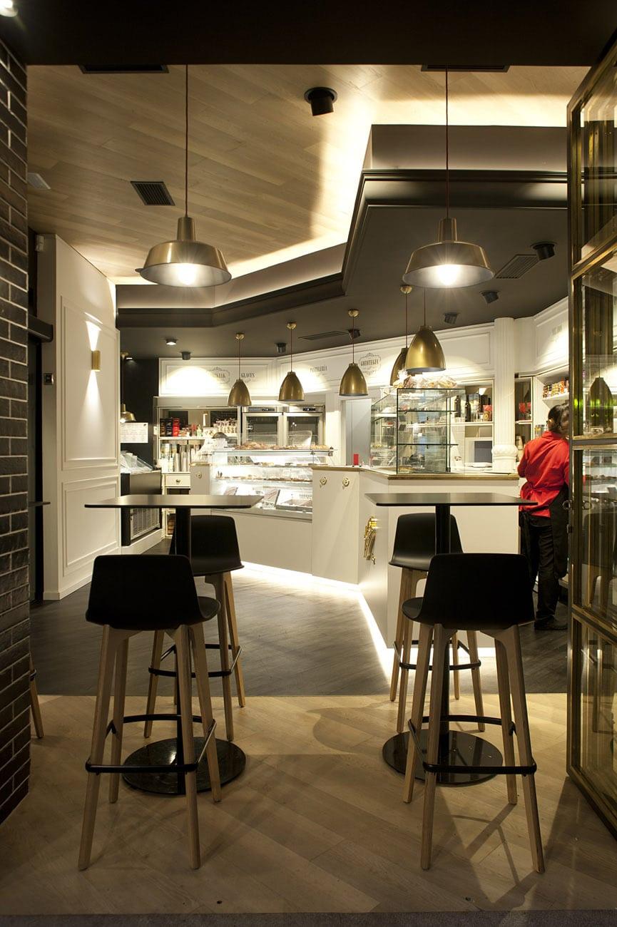 Pâtisserie Arrese — Enea Design
