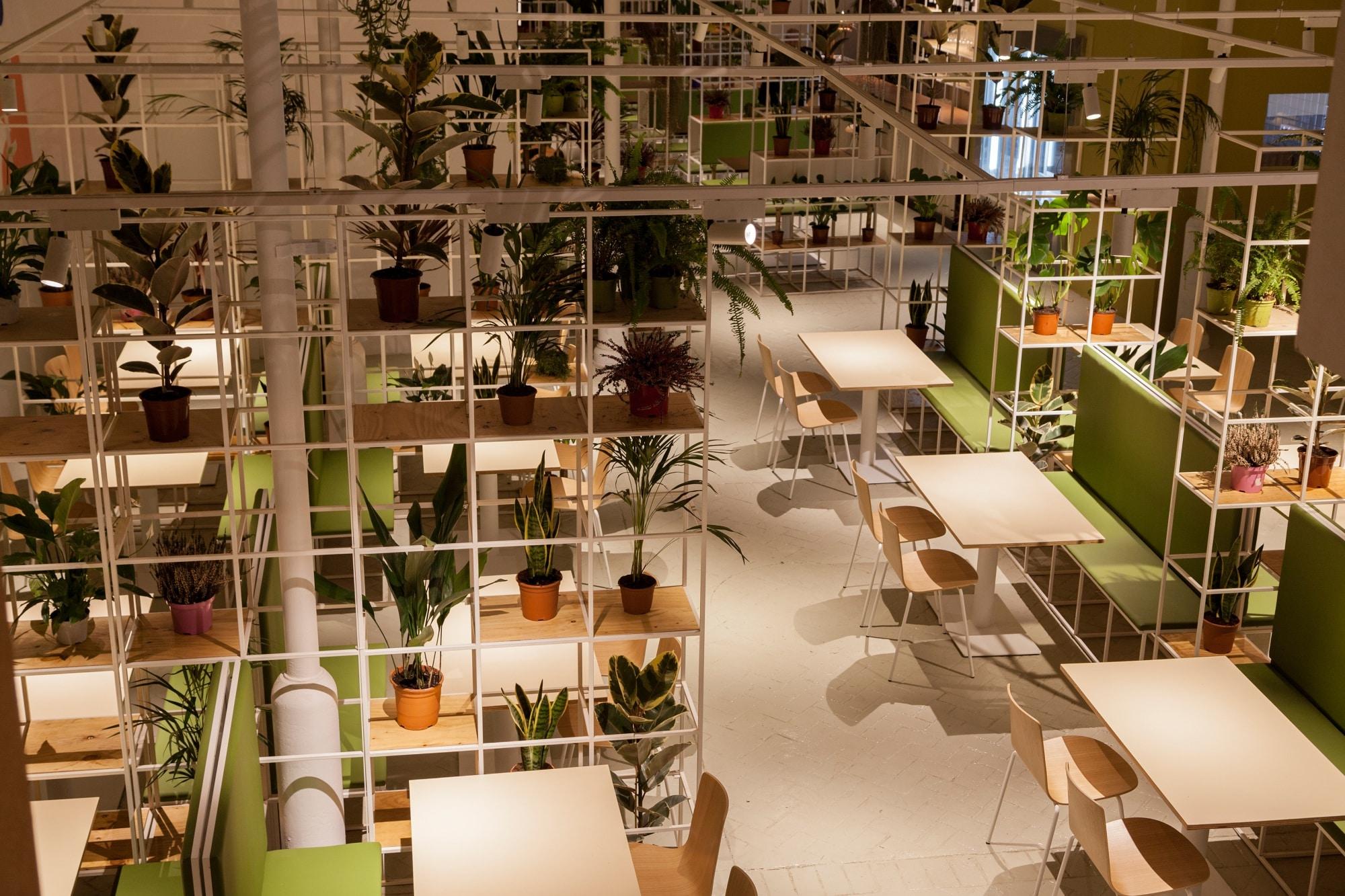 Salvaje  jatetxea — Enea Design