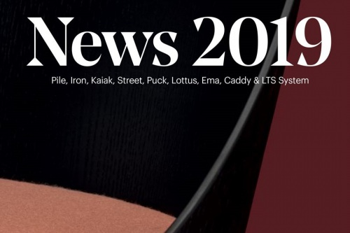 The News 2019 catalogue is already here — Enea Design