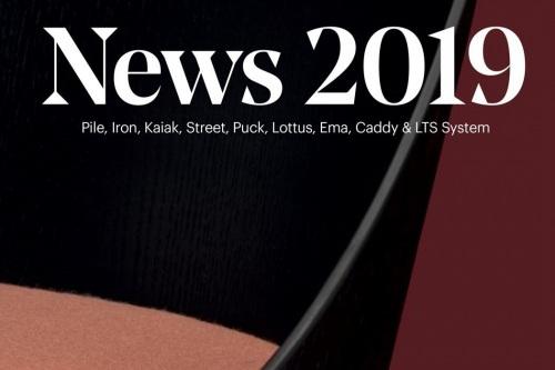 El catálogo News 2019 ya está aquí — Enea Design