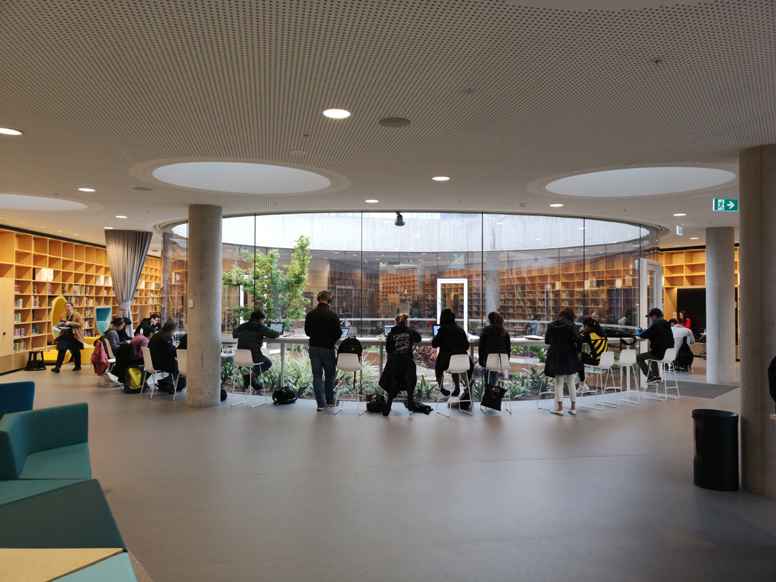 Biblioteca Green Square